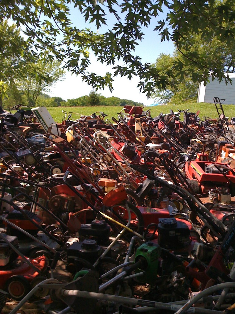 Lawn Tractor Salvage Yards : Michigan farm equipment salvage used tractor parts autos