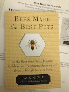 Winter is a good time for reading bee guides, brushing up on beekeeping knowledge and skills.